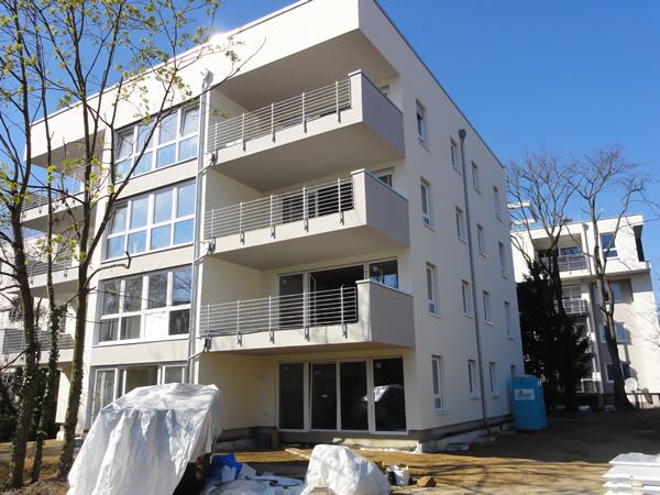 Mehrfamilienhaus in Darmstadt