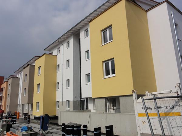 Mehrfamilienhaus in Ginsheim